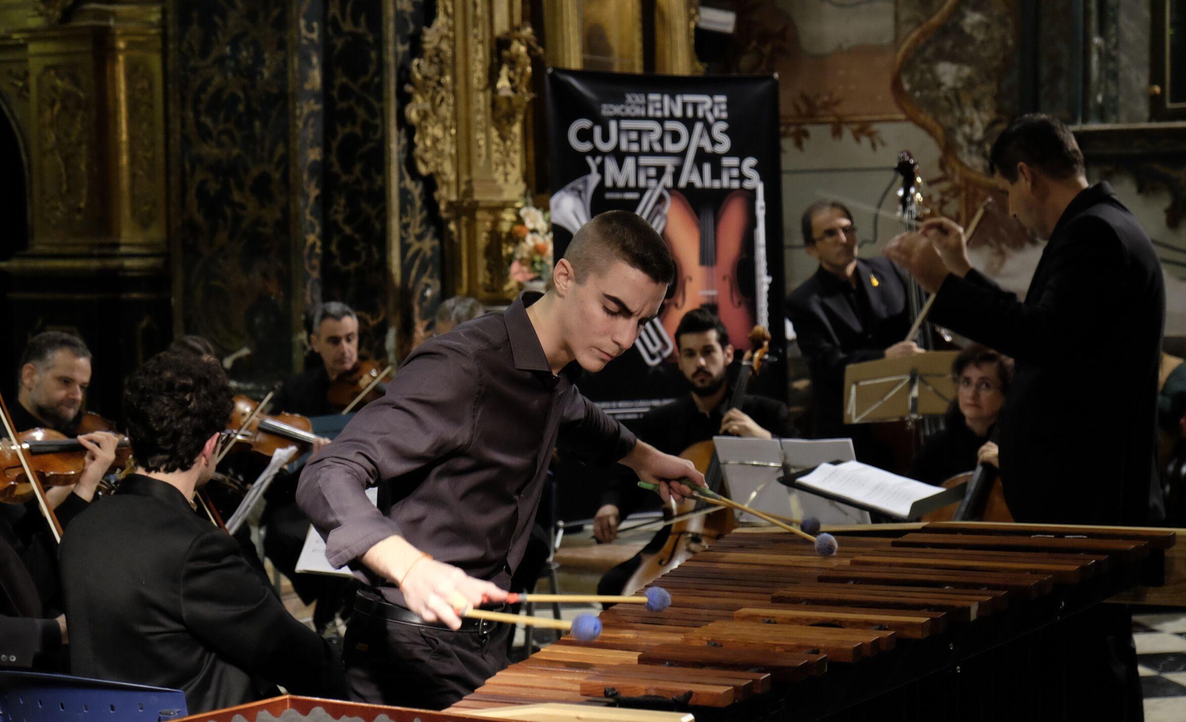 Entre Cuerdas y Metales- Caravaca de La Cruz-Concierto Promocional