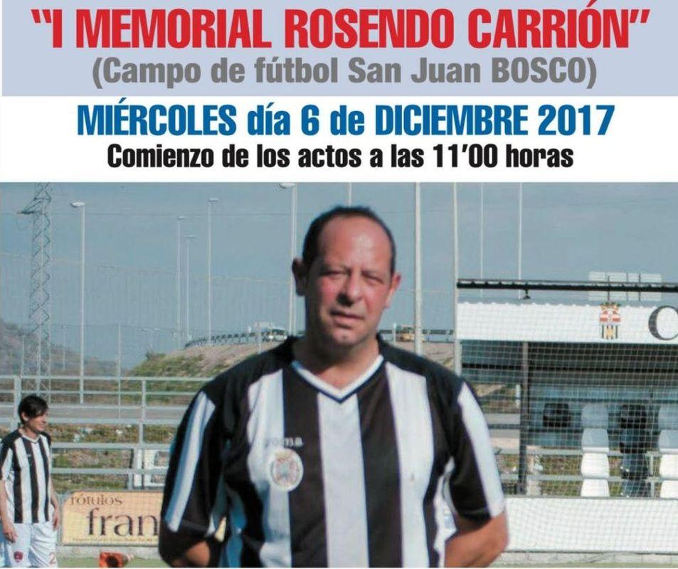 Memorial Rosendo Carrión