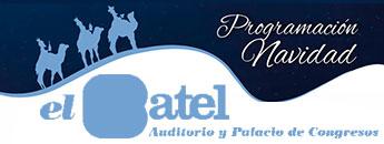 Programación de Navidad Auditorio El Batel