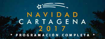 Navidad Cartagena 2017. Programación Completa