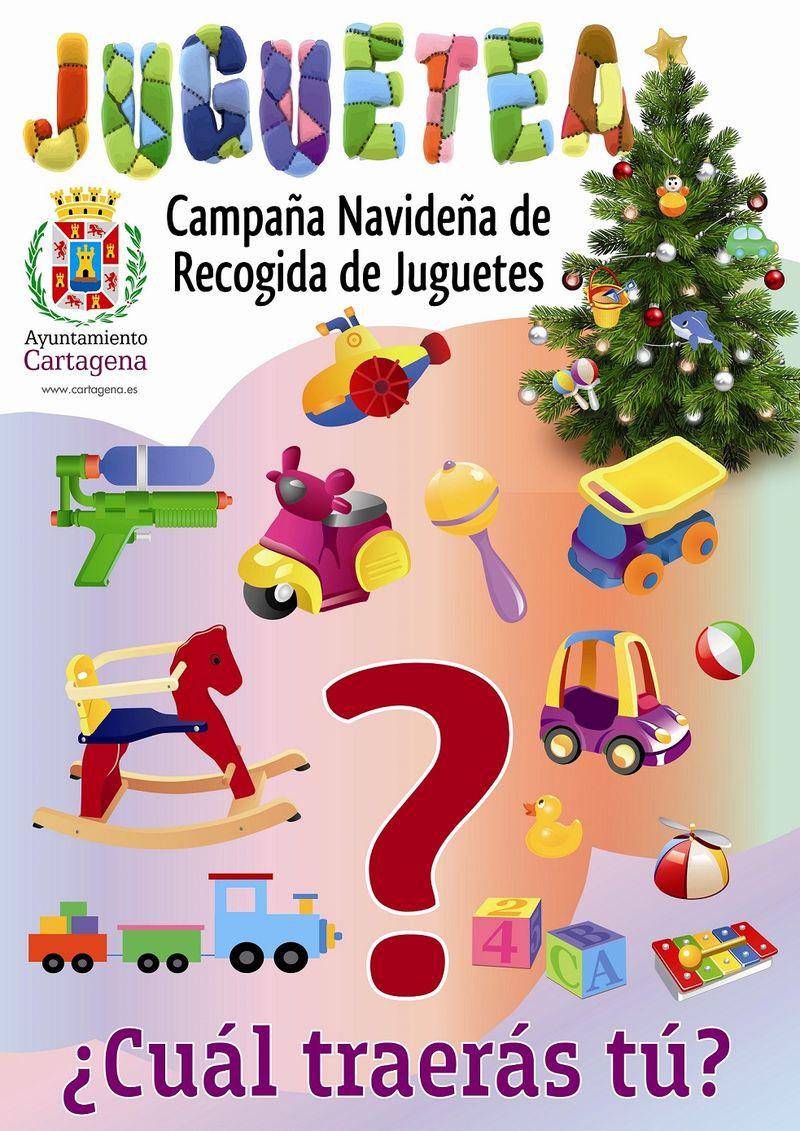 Campaña solidaria de recogida de juguetes del Ayuntamiento de ...
