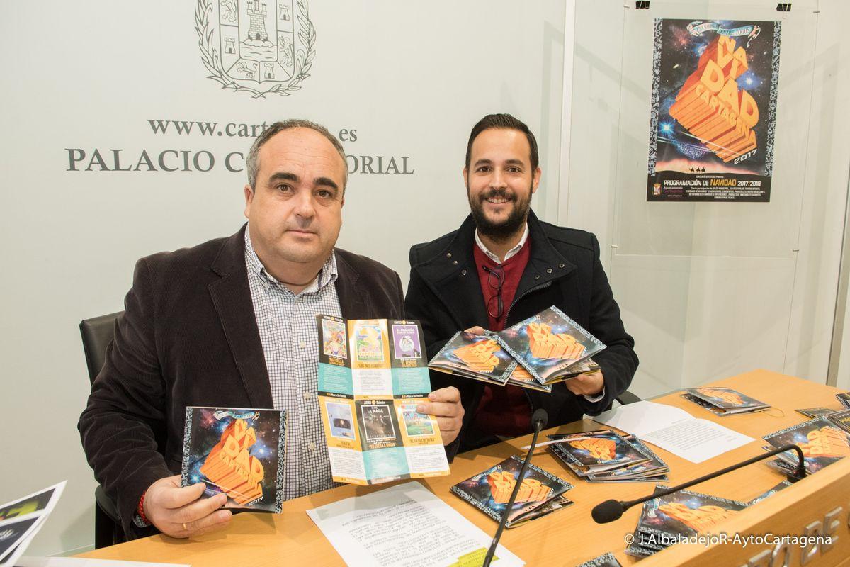 El Ayuntamiento programa una Navidad lúdica y cultural a partes iguales