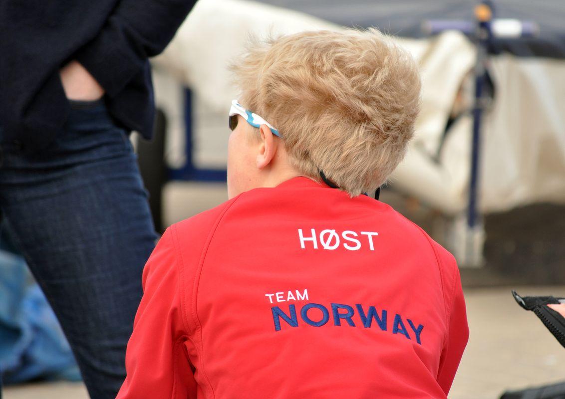 El Equipo Nacional de Vela de Noruega (RCRC)
