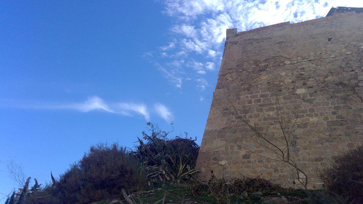 Baluarte 24 de la Muralla Carlos III