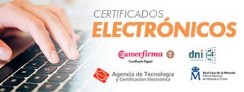 Certificados Electrónicos