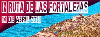 Ruta de las Fortalezas 2018