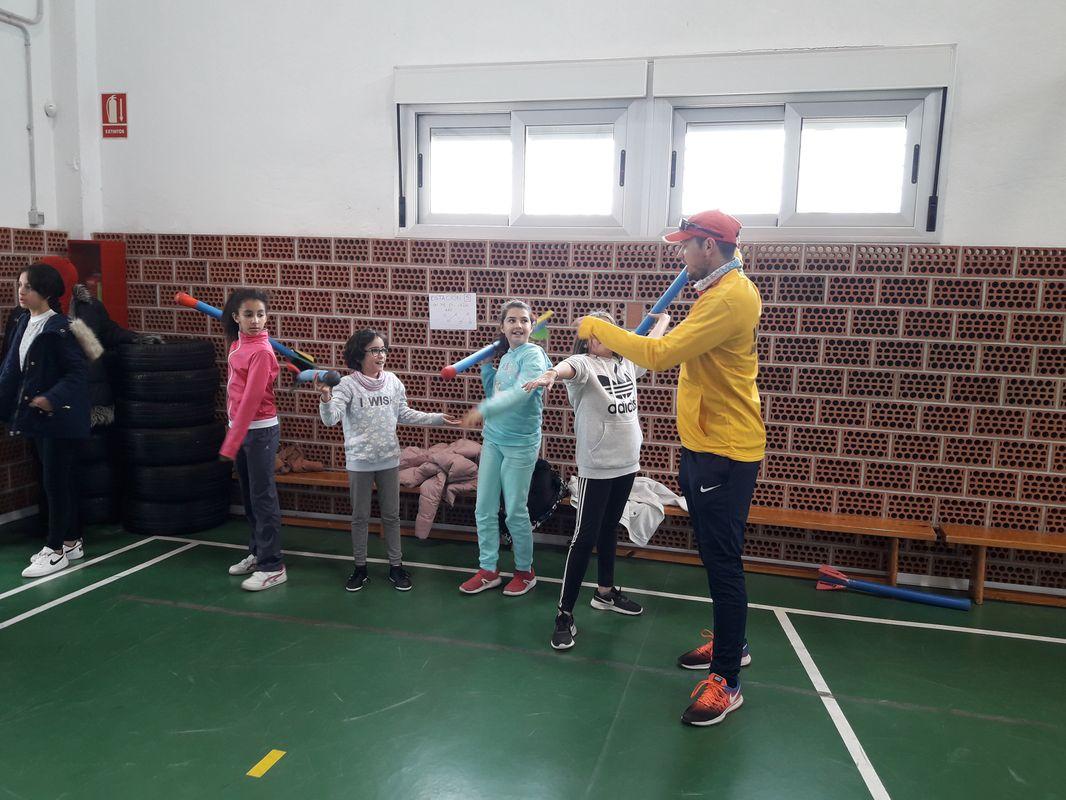 IES San Fulgencio programa ADE atletismo