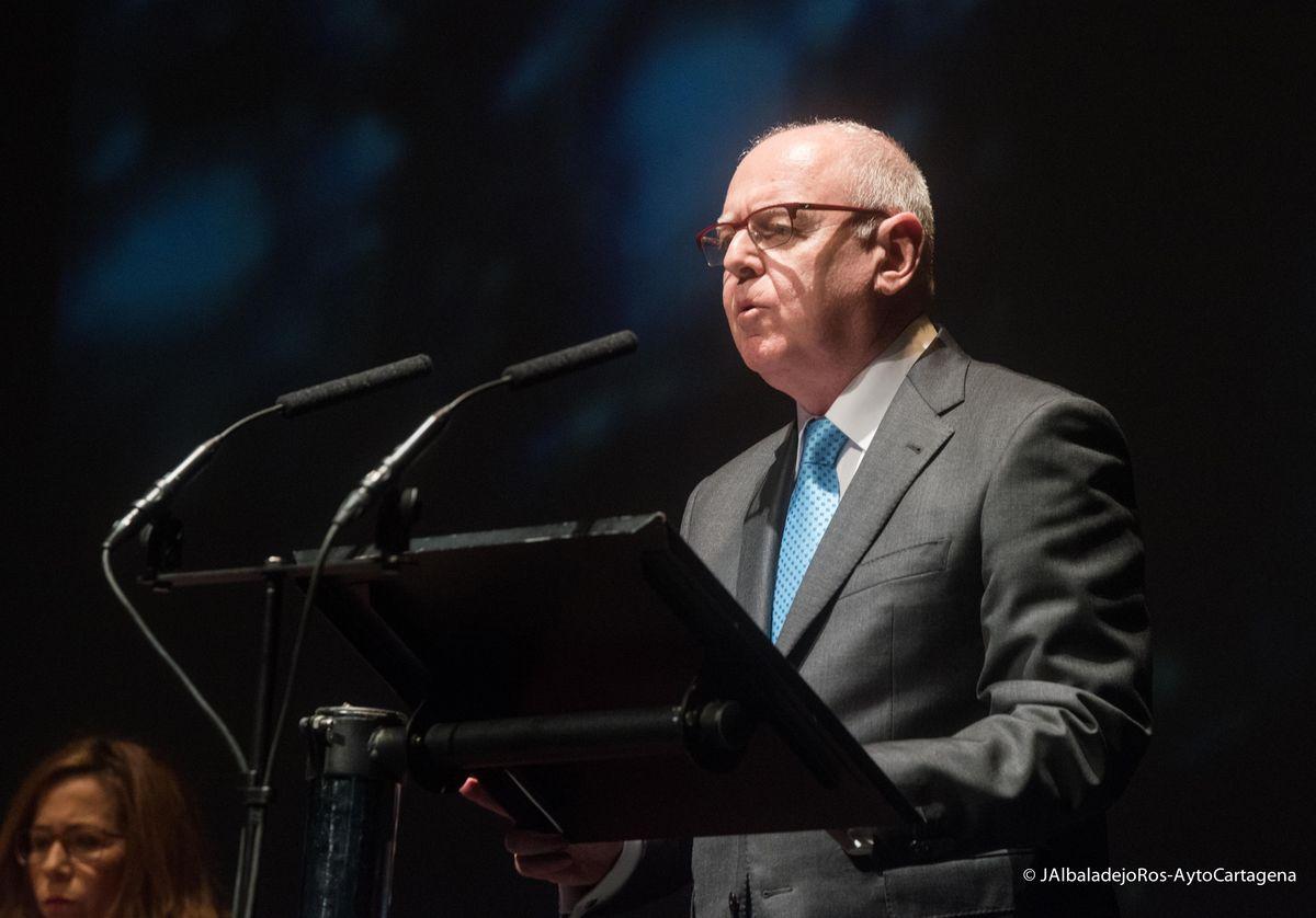 Ángel Julio Huertas reivindica la creación del museo de Semana Santa