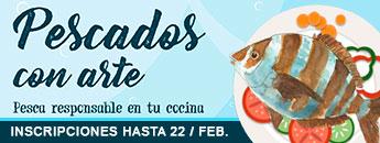 Pescados con Arte. 24 de febrero 2018
