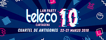 Teleco Lan Party Cartagena 2018