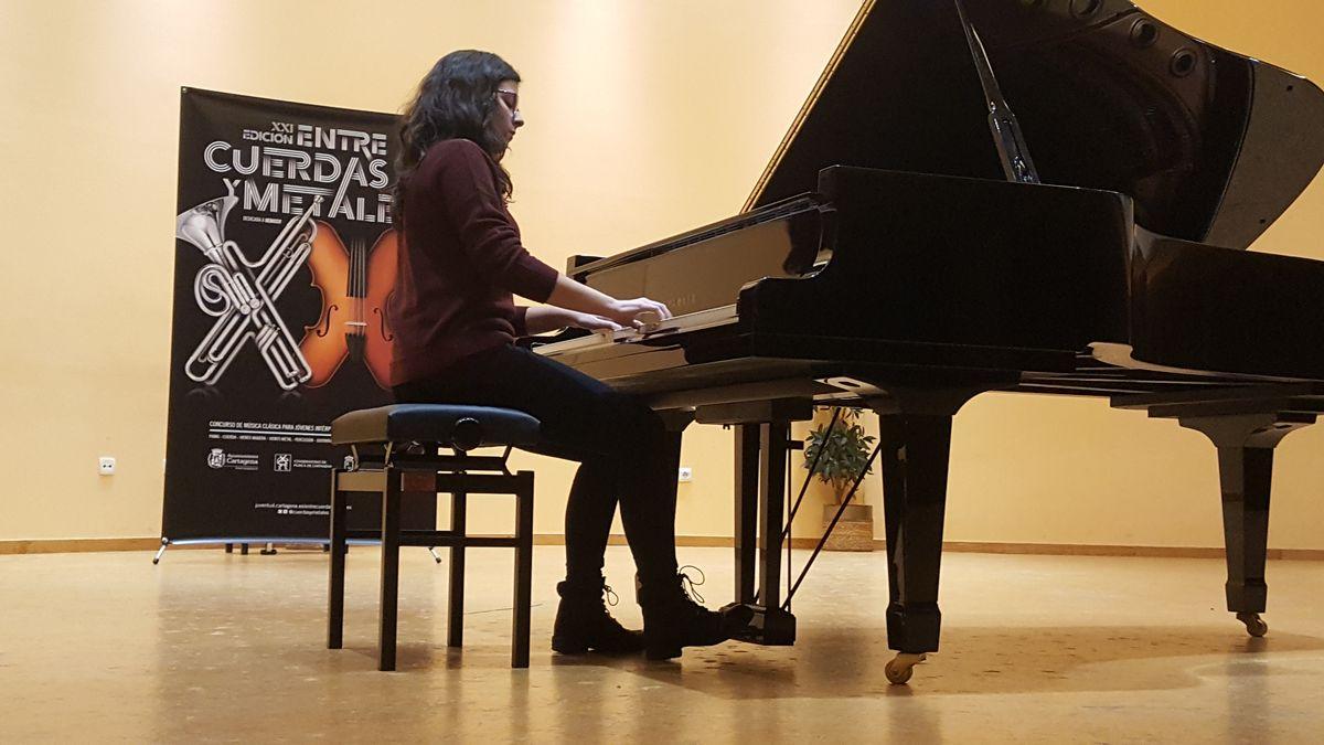Finalistas de piano en 'Entre Cuerdas y Metales'