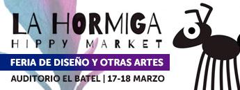 IV Feria de Diseño y otras Artes, la Hormiga Hippy Market