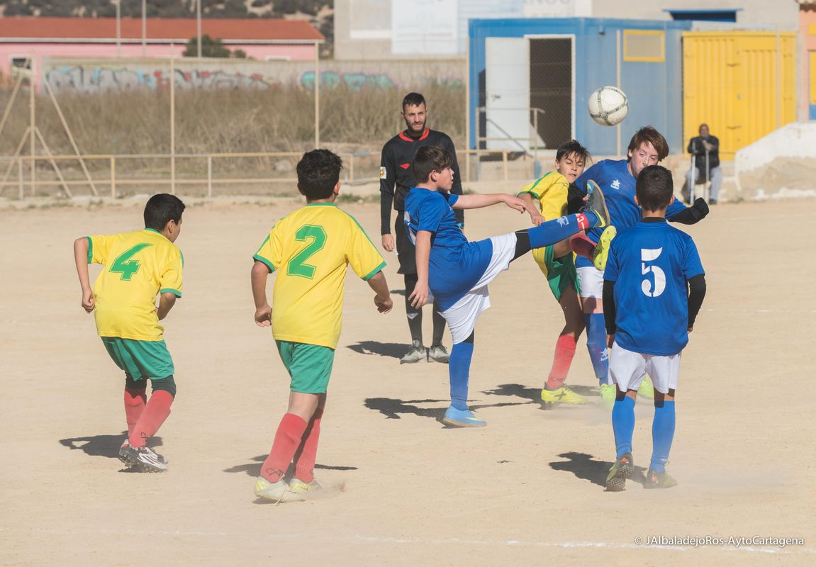 Liga Comarcal de fútbol