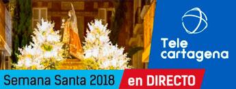 Retransmisión en directo Semana Santa 2018