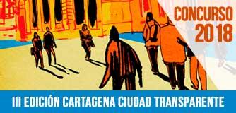 Portal de Transparencia > Concurso III Edición Cartagena Ciudad Transparente 2018