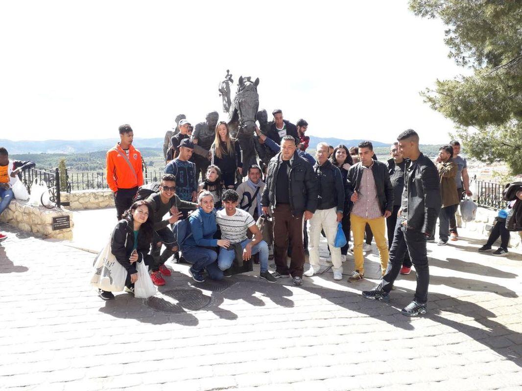 Excursión a las Fuentes del Marqués