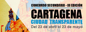 Concurso Cartagena Ciudad Transparente 2018