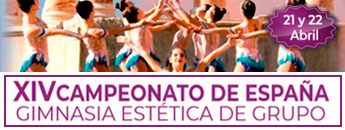 XIV Campeonato de España de Gimnasia Estética