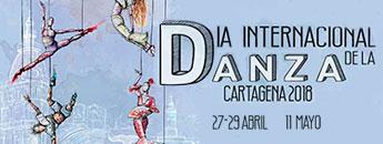 Día Internacional de la Danza en Cartagena 2018