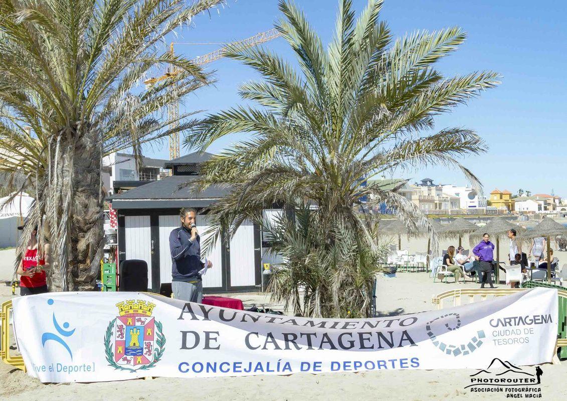 I Circuito Invernal de Voley Playa de Cabo de Palos