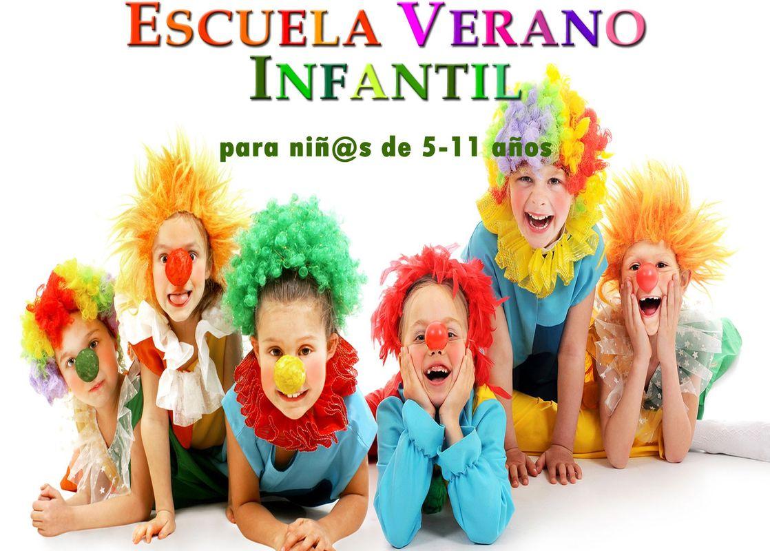 Escuela Verano Infantil - Escuela Municipal de Teatro