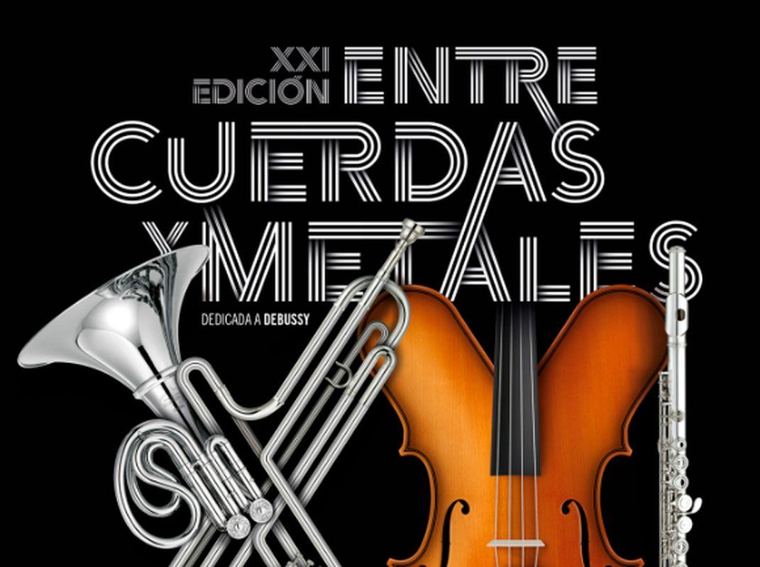 Entre Cuerdas y Metales Concierto en la Noche de los Museos