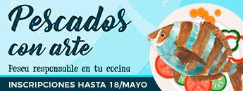 Pescados con Arte. 19 de mayo de 2018