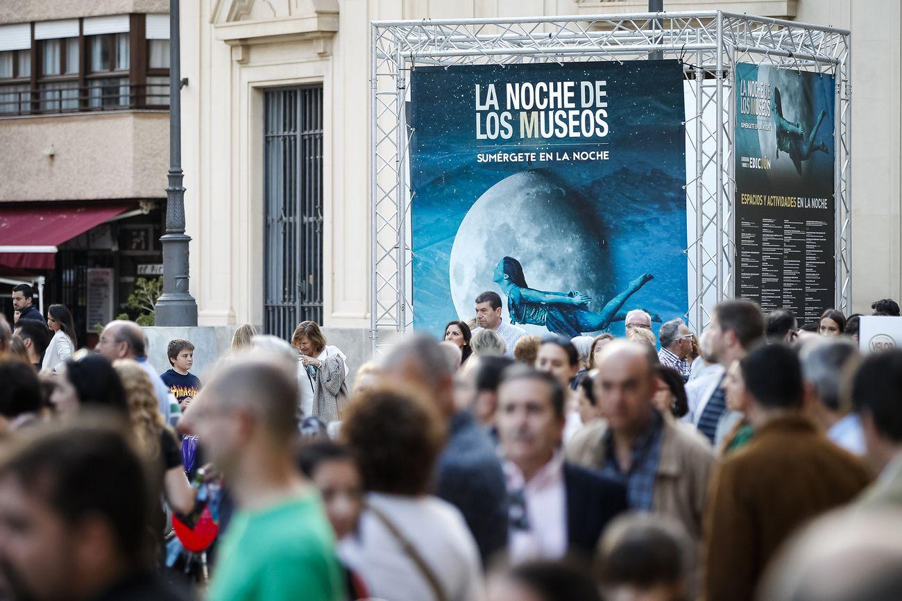 Actividades de La Noche de los Museos 2018