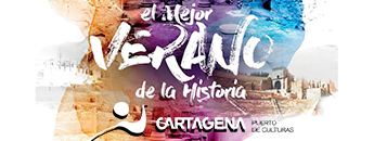 Programación de verano de Cartagena Puerto de Culturas 2018