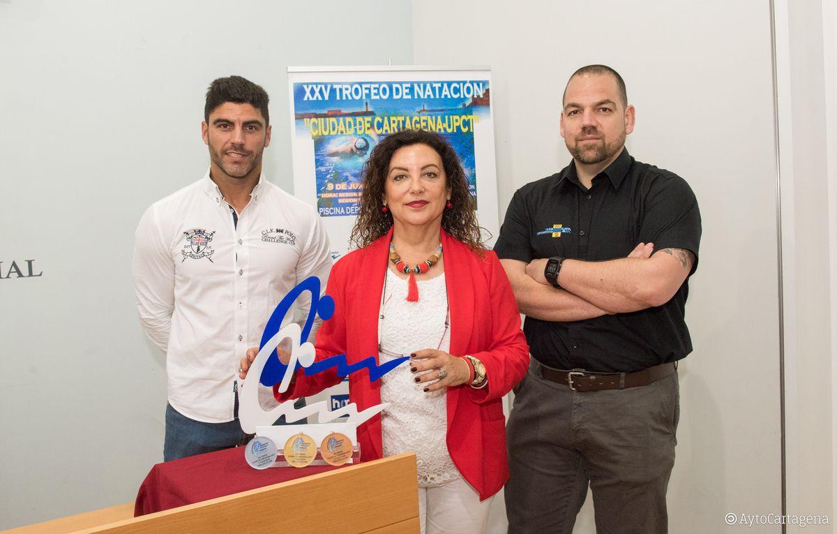 XXV Trofeo de Natación Ciudad de Cartagena