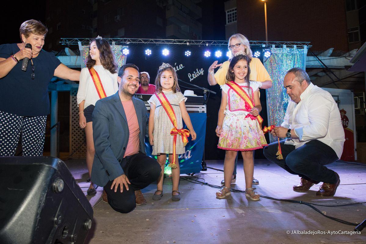 San Juan Bautista ya está de fiesta en El Ensanche Almarjal