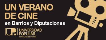 Un Verano de Cine en barrios y diputaciones de Cartagena