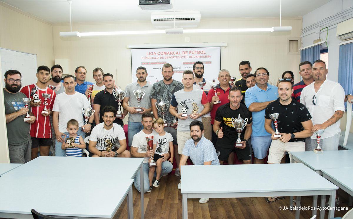 Clausura Liga Comarcal de Fútbol Aficionado