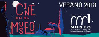 Ciclo de Cine de Verano 2018 en el Jardín del Museo Arqueológico