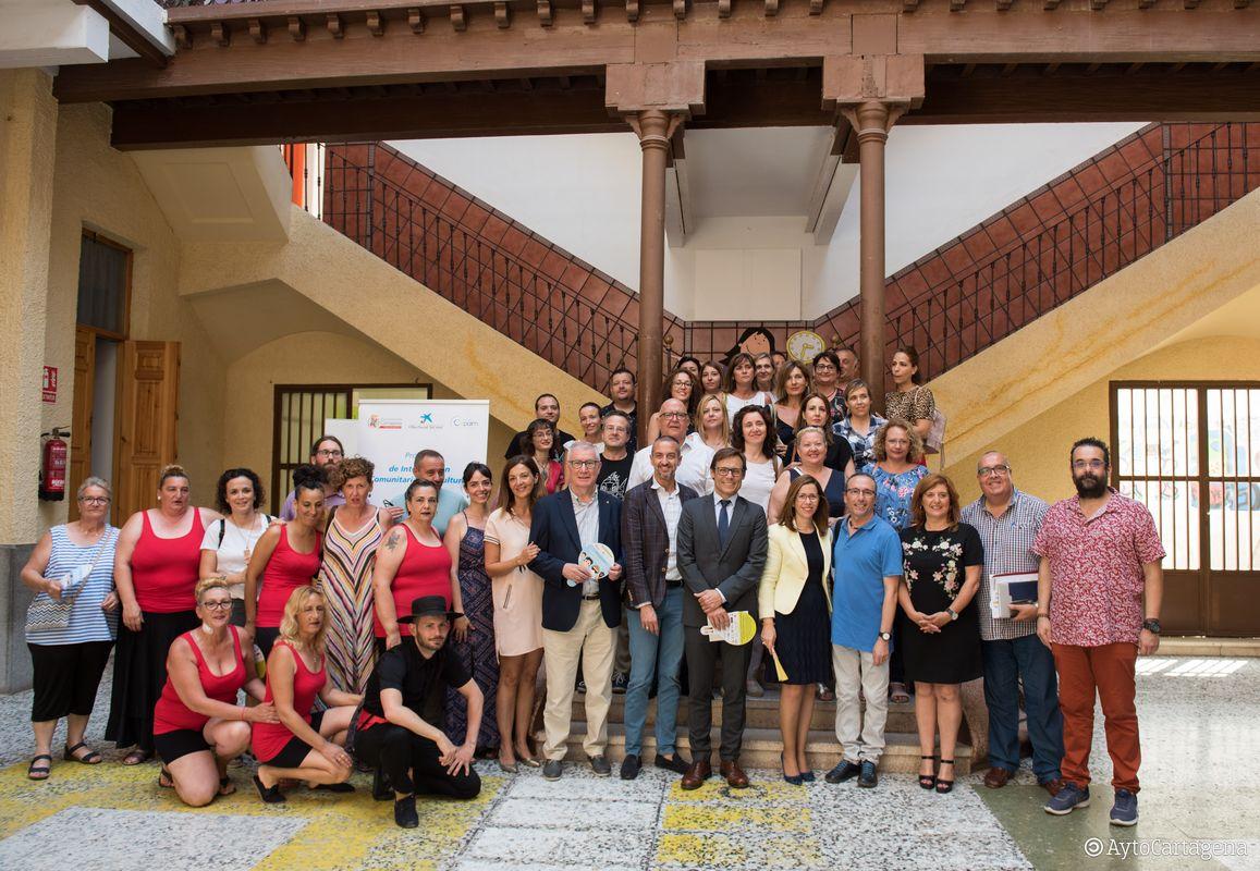 Visita a la Escuela Abierta de Verano del proyecto ICI