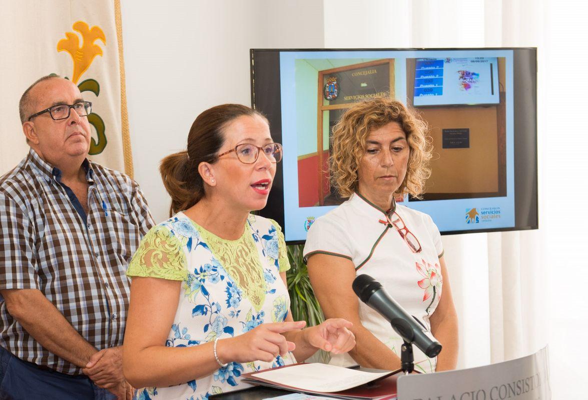 Imagen de la presentación del servicio PASS de Servicios Sociales