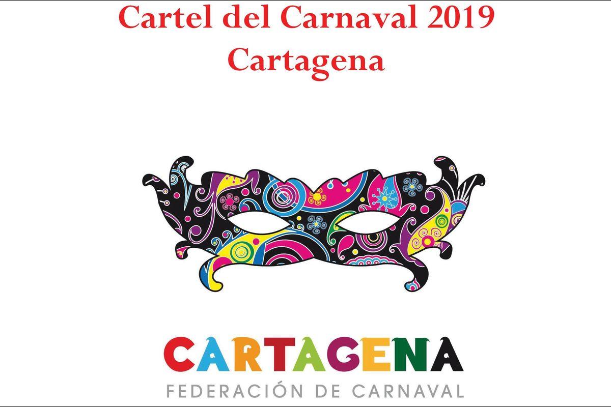 Concurso Cartel de Carnaval 2019