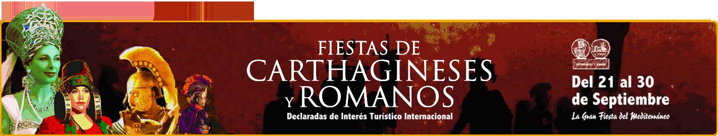 Fiestas de Carthagineses y Romanos 2018