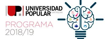 Nuevo Curso Universidad Popular 2018/2019