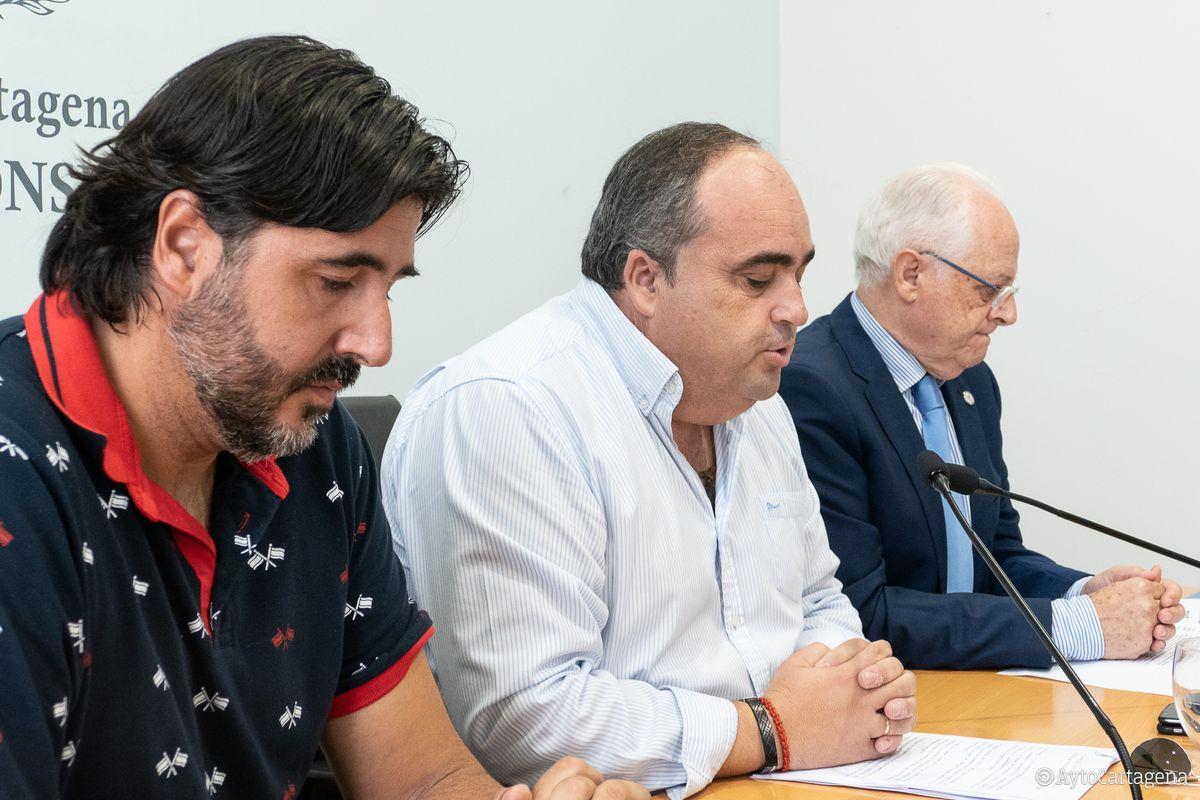 Cartagena acogerá por primera vez la Asamblea anual de la Confederación Europea de Fiestas y Recreaciones Históricas