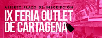IX Feria Outlet 2018 de Cartagena