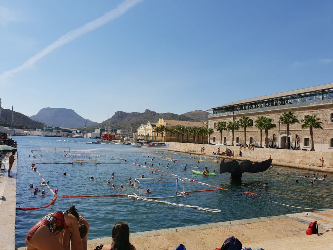 'Torneo de Waterpolo Ciudad de Cartagena',