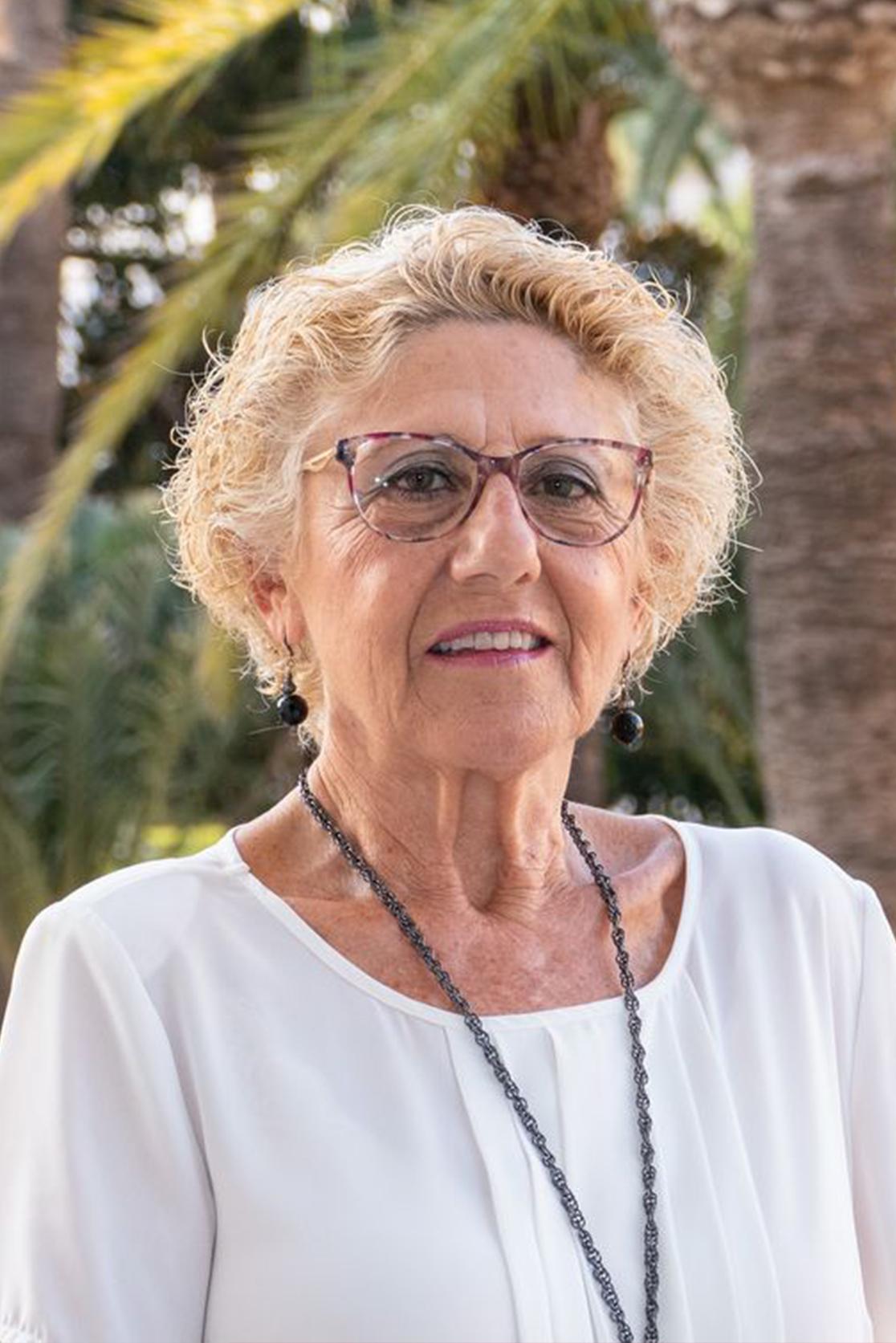 Ilma. Sra. Dª. Mercedes García Gómez