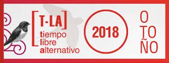 TLA Tiempo Libre Alternativo Otoño 2018