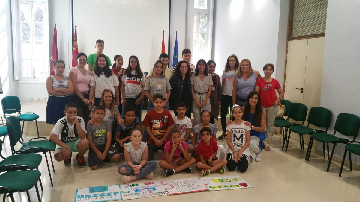 Cartagena, candidata a ser Ciudad Amiga de la Infancia