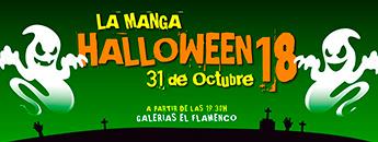 Halloween en La Manga. 31 de octubre de 2018