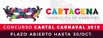 Concurso Cartel de Carnaval de Cartagena 2019