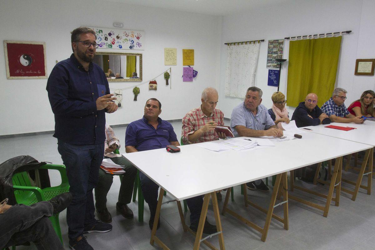 Antonio Martínez Muñoz, nuevo presidente de la Junta Vecinal de Molinos Marfagones