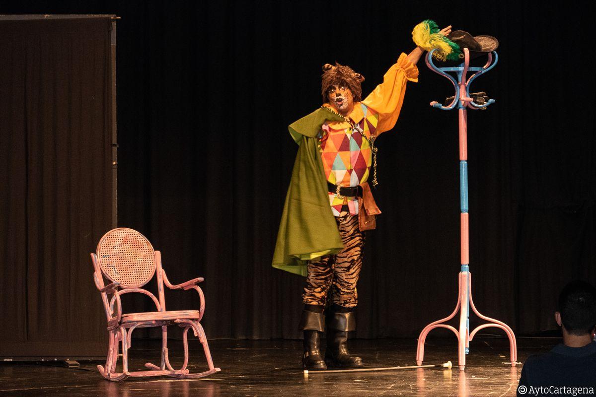 Educación consolida la campaña Vamos al Teatro con una programación en la que participarán más de 10.000 estudiantes