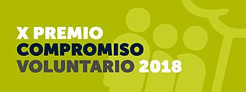 X Premio al Compromiso Voluntario 2018